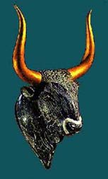 Heraklion Archeological museum - bull