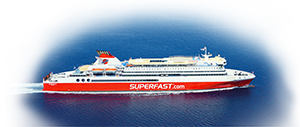 Book your ferry tickets online